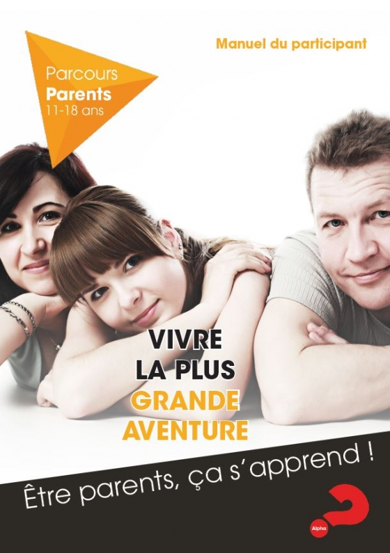 Page de couverture Parents d'ados