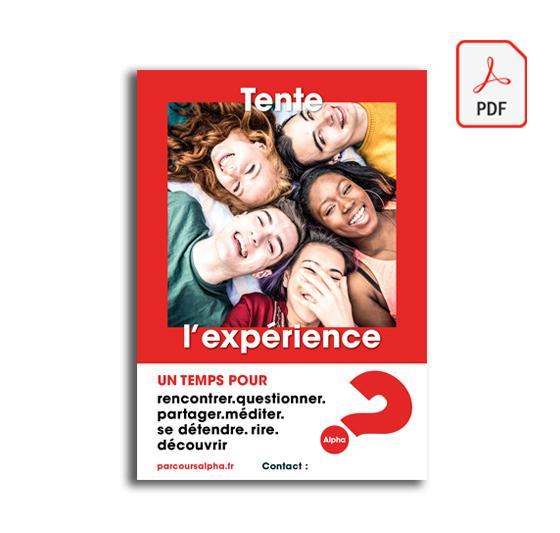 PDF Affiche A3 Jeunes