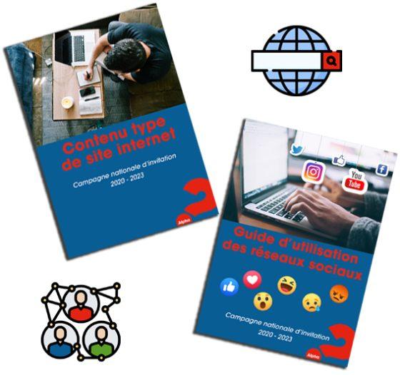 Site web et réseaux sociaux
